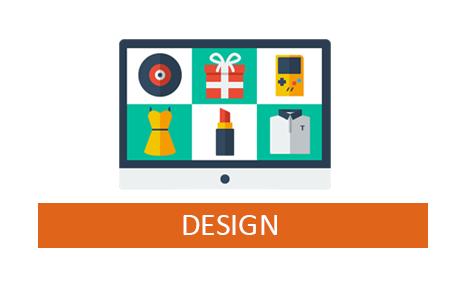 ecommerce school - design