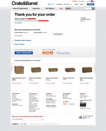 email transazionali ecommerce