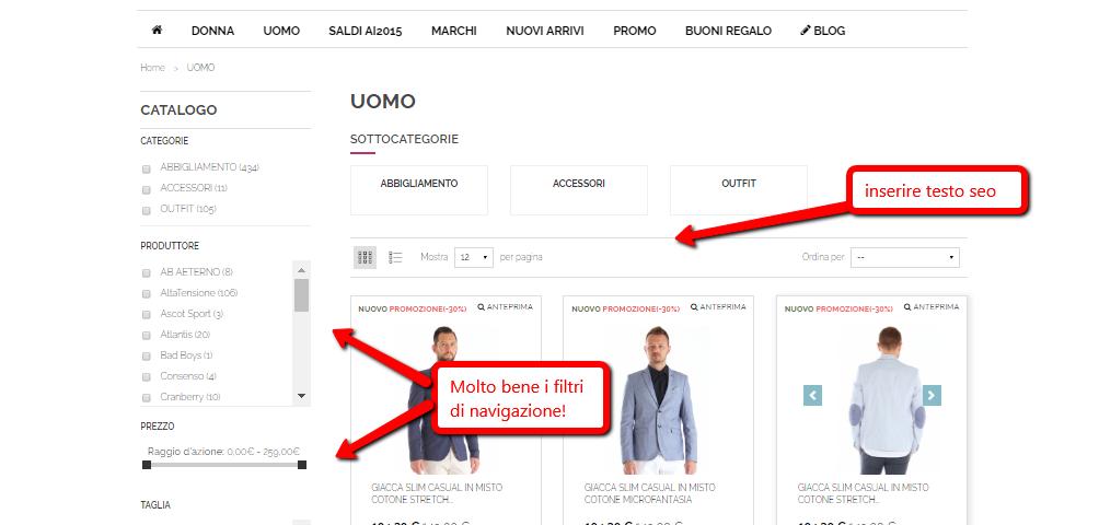 pagina_catalogo_recensioni_ecommerce