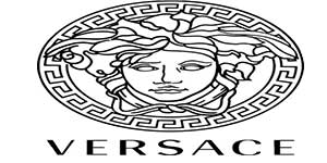 Marketing e colori logo-versace