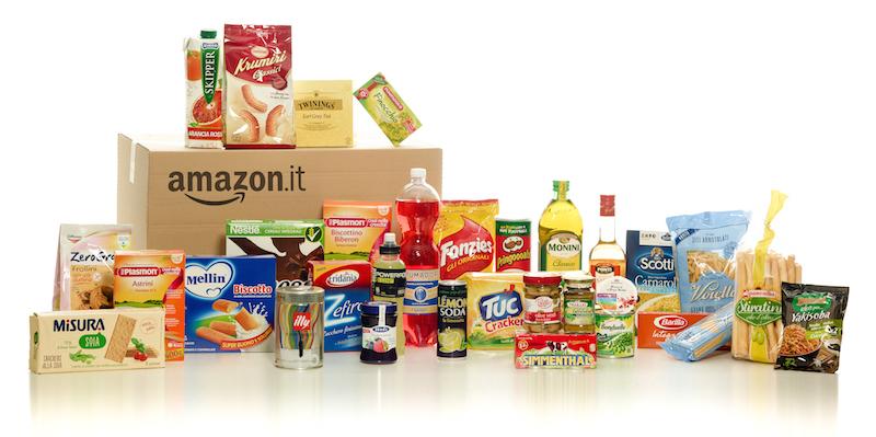 amazon investe 50 milioni in italia