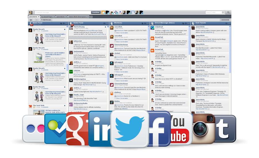 hootsuite per principianti per il Social Media Management