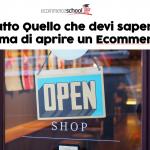 [Lezione Gratuita – 60 minuti] Tutto quello che devi sapere prima di aprire un ecommerce