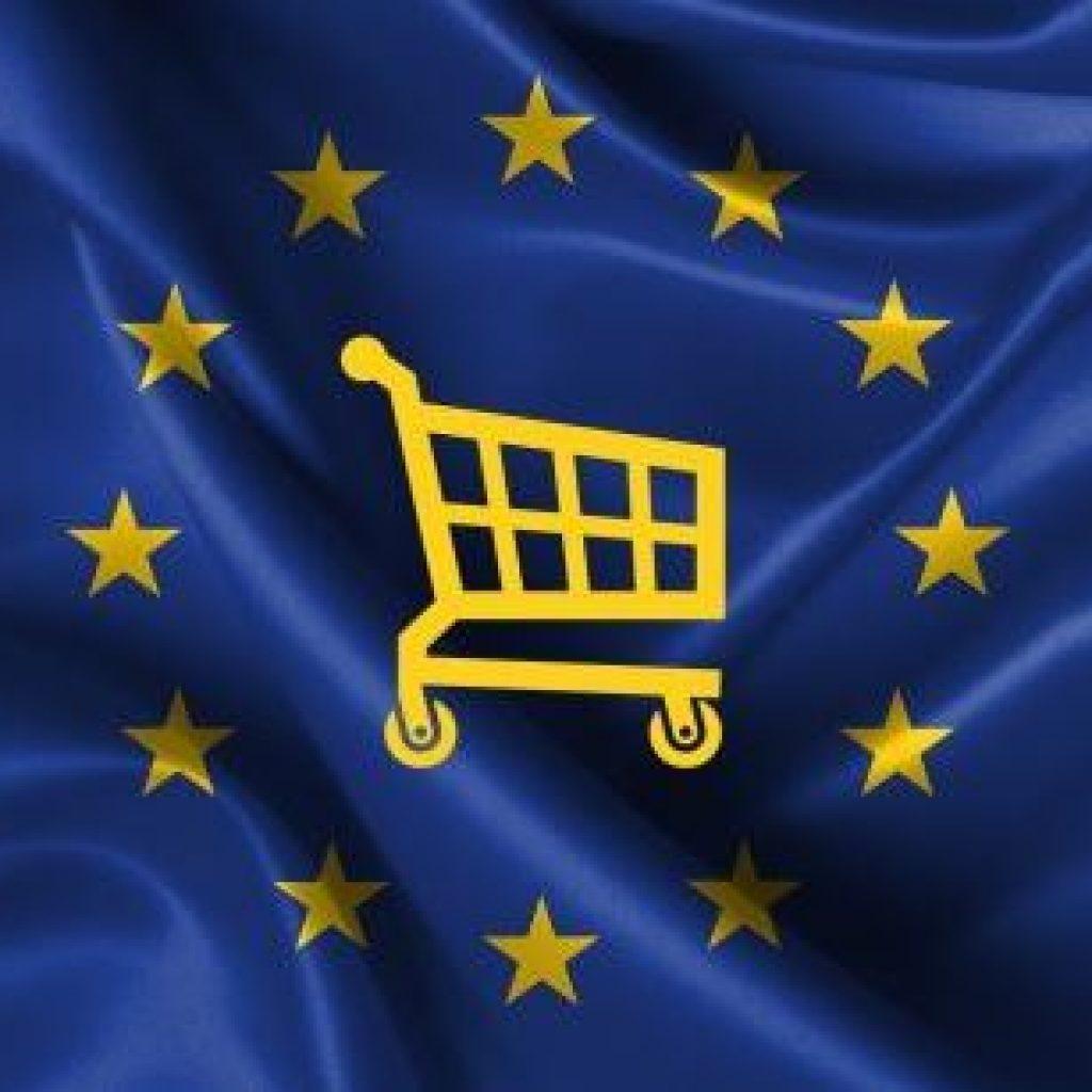 L'ecommerce in Europa Occidentale rappresenterà il 13,9% del retail entro il 2022