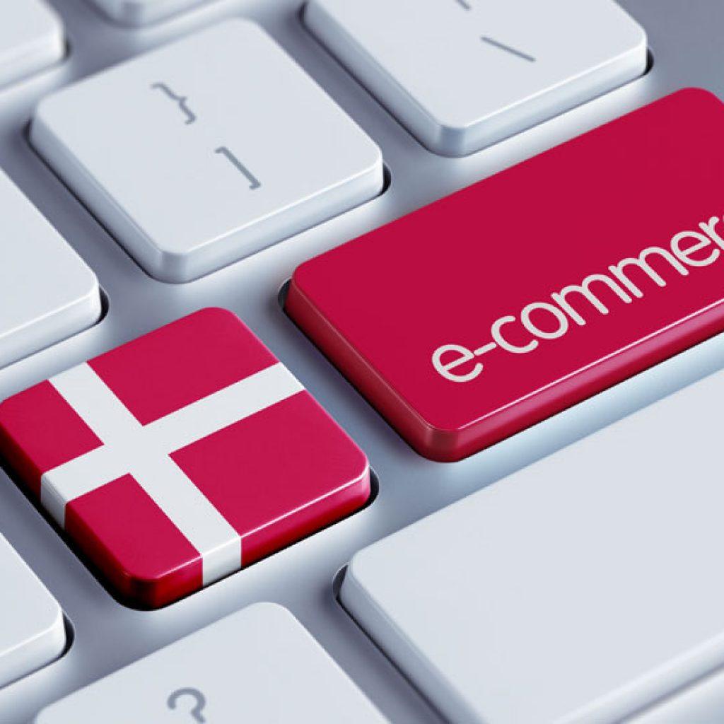 L'ecommerce in Danimarca vale 15,5 miliardi di euro nel 2017