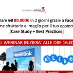 [CASO STUDIO] FACEBOOK ECOMMERCE: COME FATTURARE 80.000€ IN 2 GIORNI CON FACEBOOK