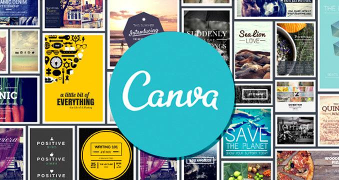 Canva il tool per creare immagini personalizzate gratis for Progetti on line gratis
